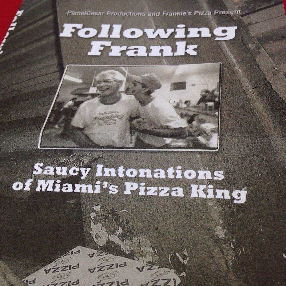 Frankie's Pizza DVD