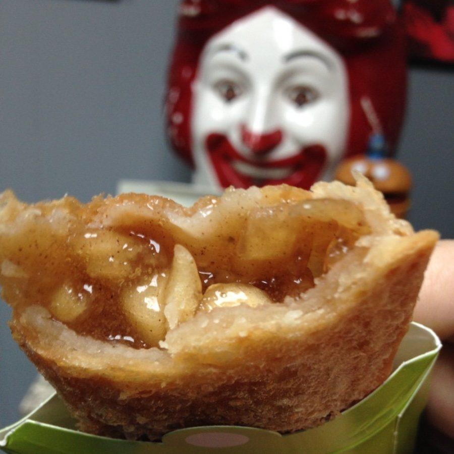 McDonald's Fried Apple Pie