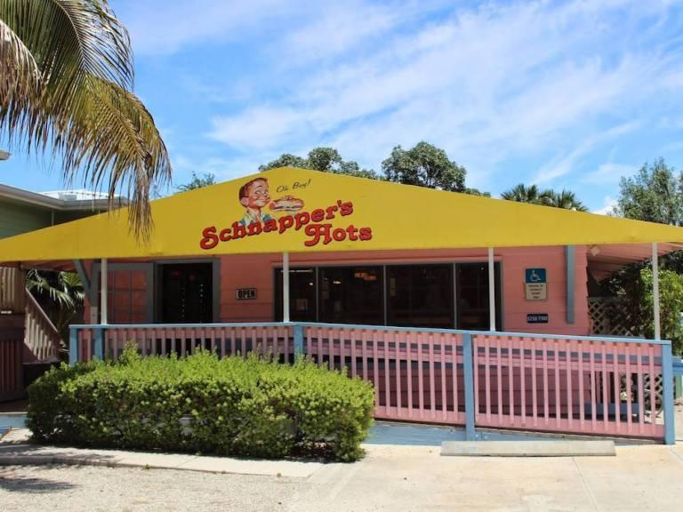 Schnapper's Hots – Sanibel, Florida