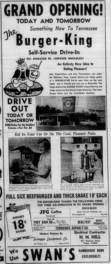 Knoxville News Sentinel Sun 7-3-55