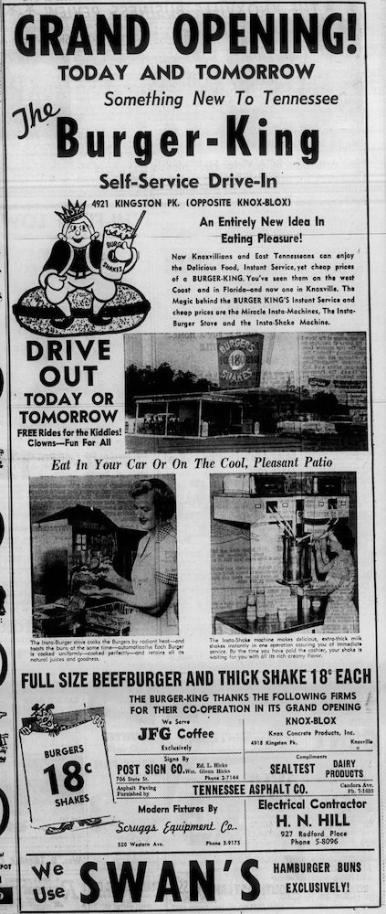 Knoxville News Sentinel Sun 7-3-55