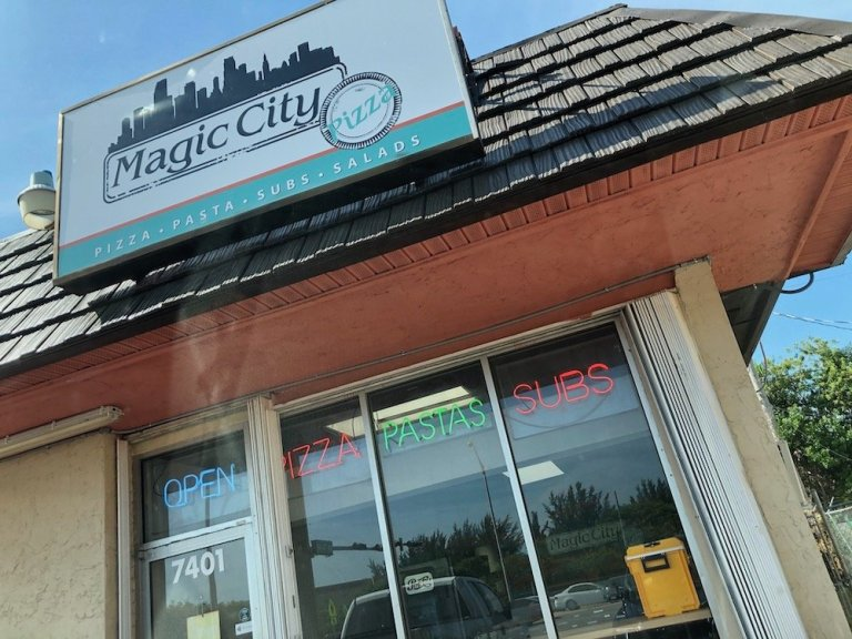 Magic City Pizza – Miami, Florida
