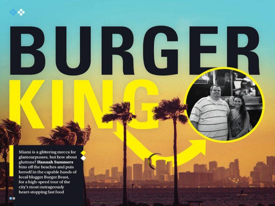 "Burger Beast ""Burger King"""