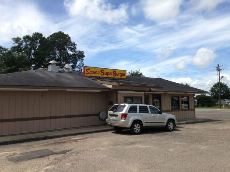 Sam's Super Burger – Grand Bay, Alabama