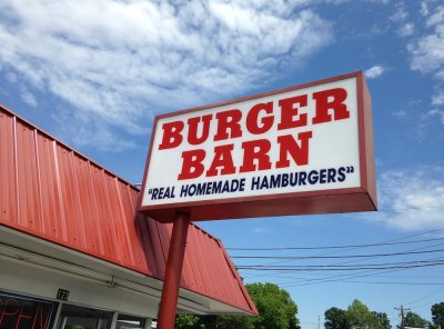Burger Barn - Jackson, Tennessee