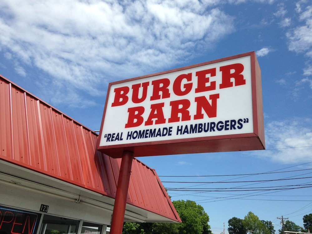 Burger Beast Approved - Burger Barn