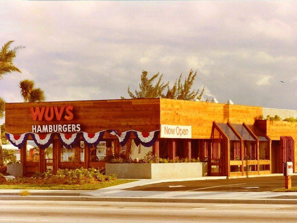 Wuv's Hamburgers Building