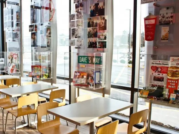 Wendy's Flagship Store Ephemera