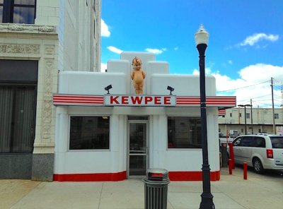Kewpee Hamburgers Downtown - Lima, Ohio