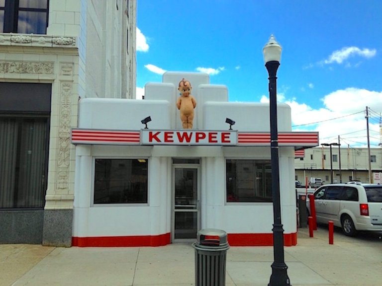 Kewpee Hamburgers Downtown – Lima, Ohio