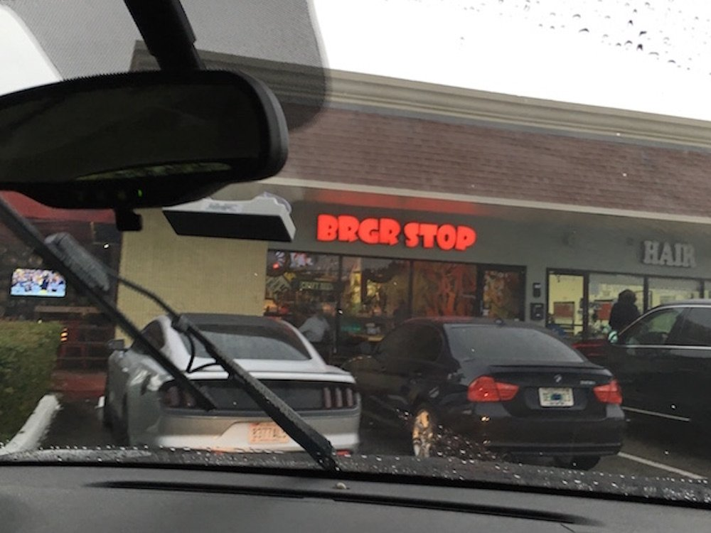 BRGR Stop Building in Coconut Creek, Florida
