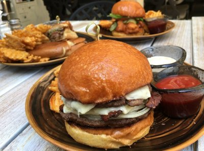 Southern Comfort Food from Bird & Bone in Miami Beach