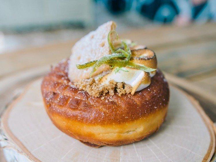 Yeast Raised Doughnut by Chef Max Santiago