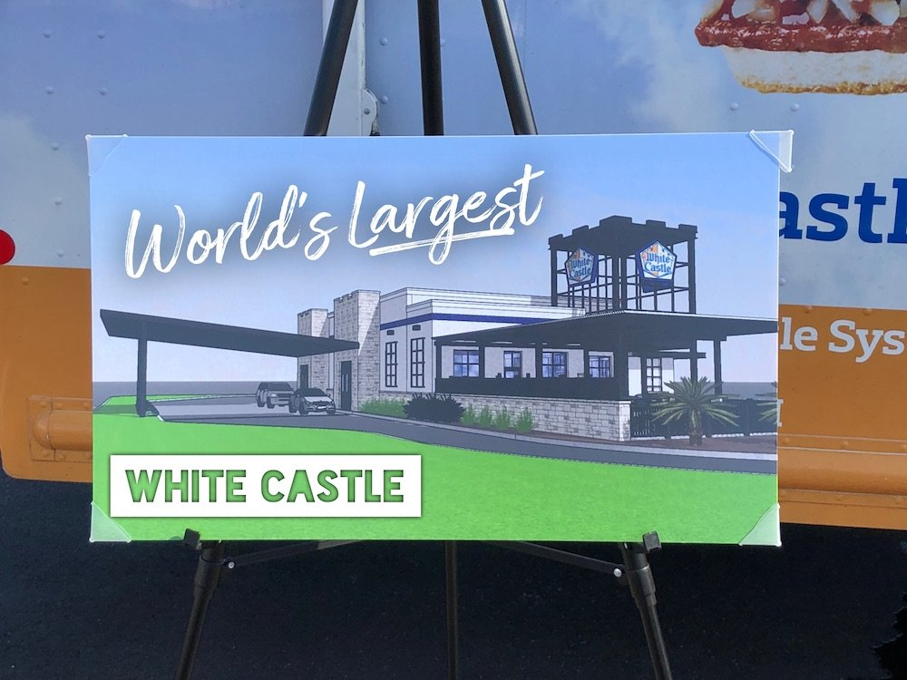 Largest White Castle in Orlando