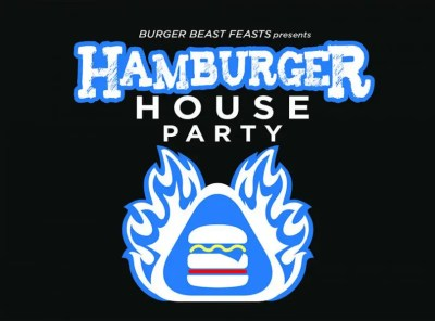Burger Beast's Hamburger House Party