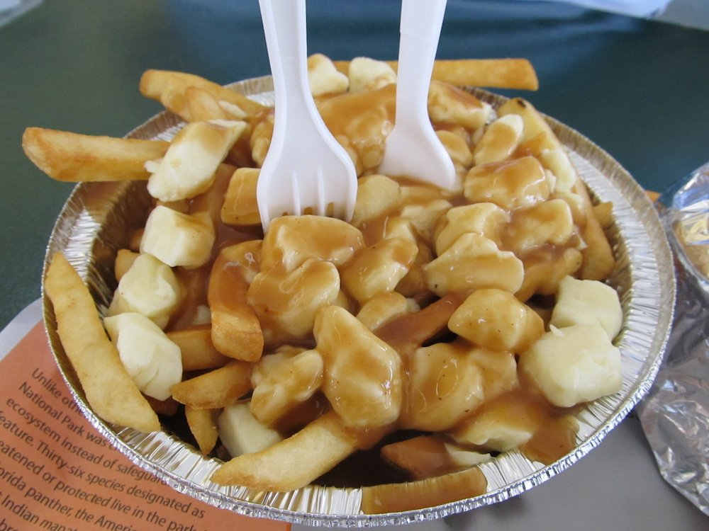 Dairy Belle Poutine in Dania Beach