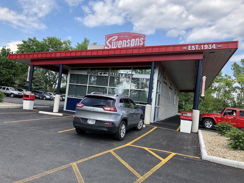 Swensons Drive In in Columbus, Ohio
