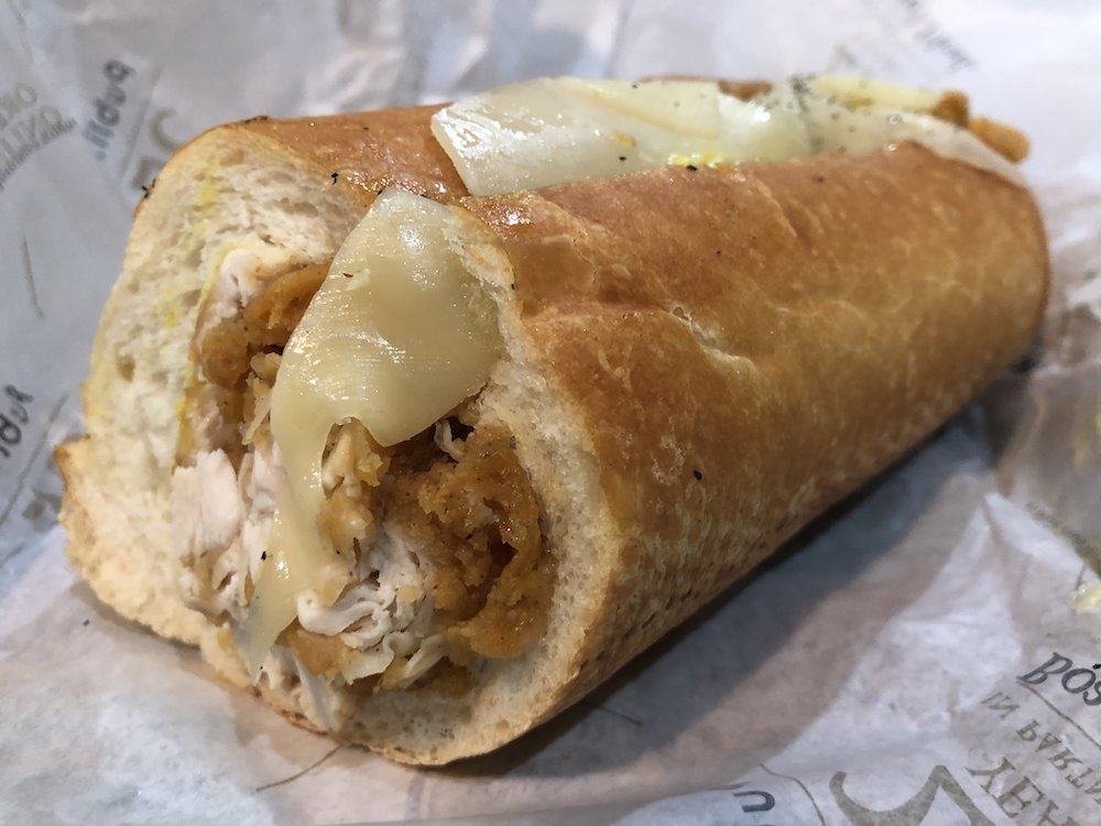 Publix Chicken Tenders Sub
