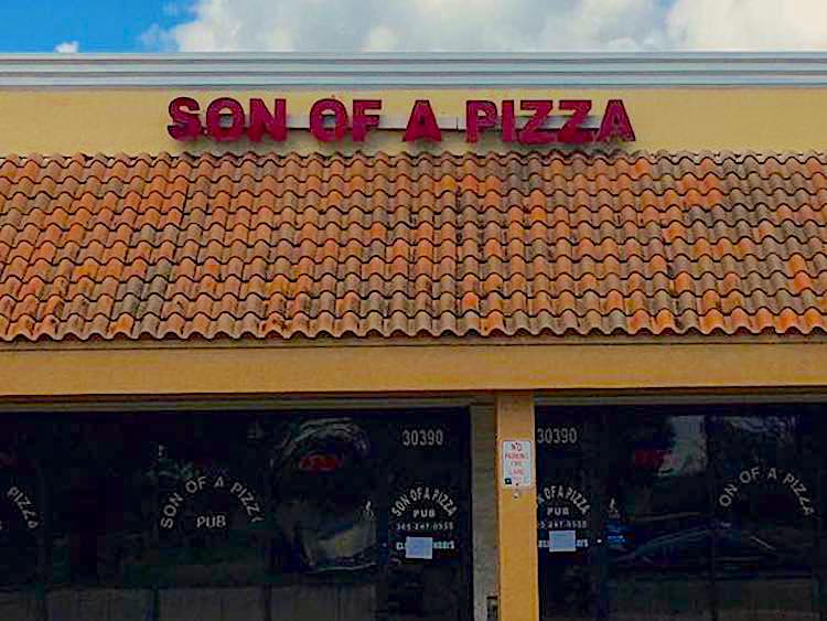 Son of a Pizza – Homestead, Florida