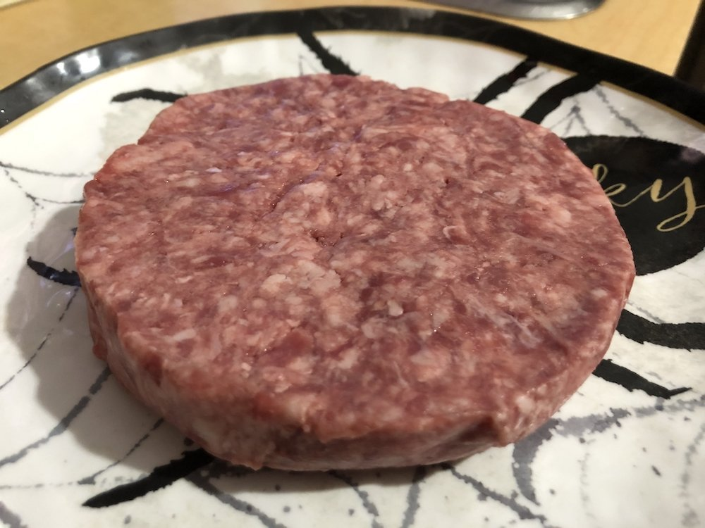 Fresh Beef Burger Patty