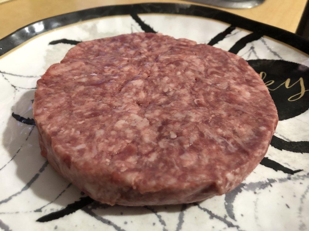 Fresh Beef Burger Patty