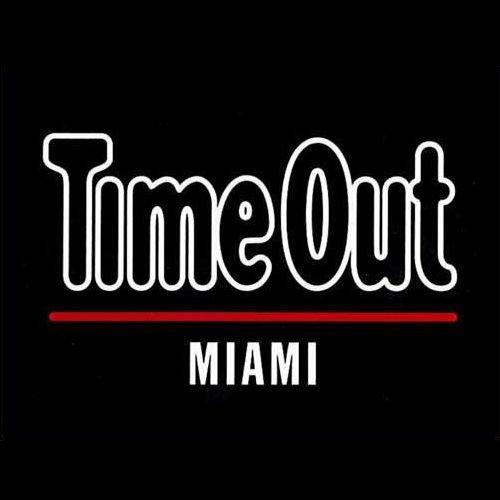 Time Out Miami Logo