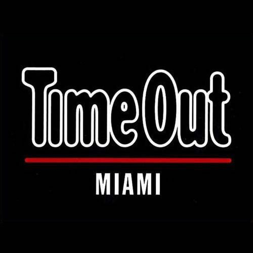 Time Out Miami Logo