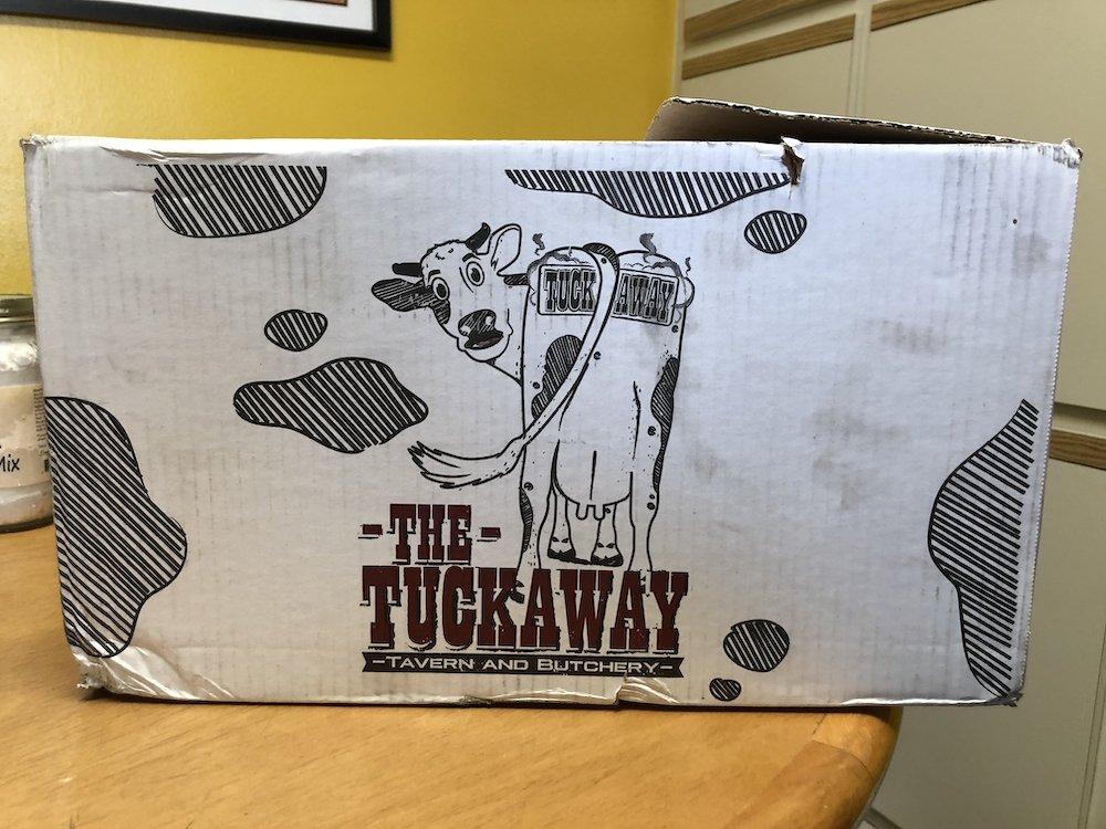 Tuckaway Tavern Box Art Side 1
