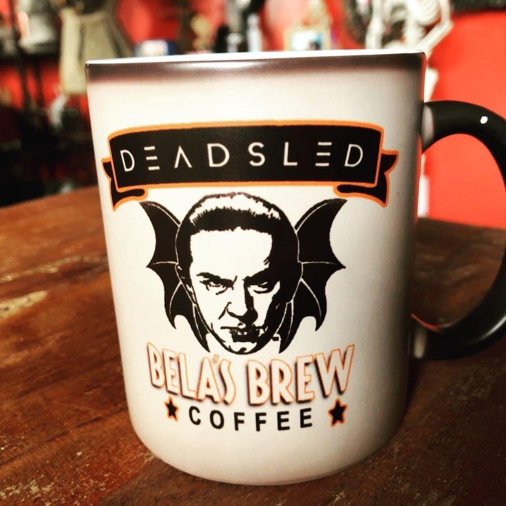 Bela's Brew Coffee Mug