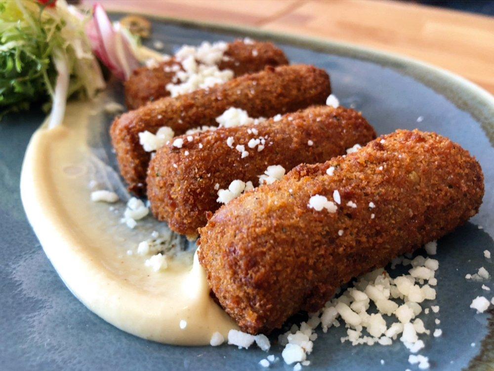 Doce Provisions Chorizo Croquetas, pic by @food_gazmz