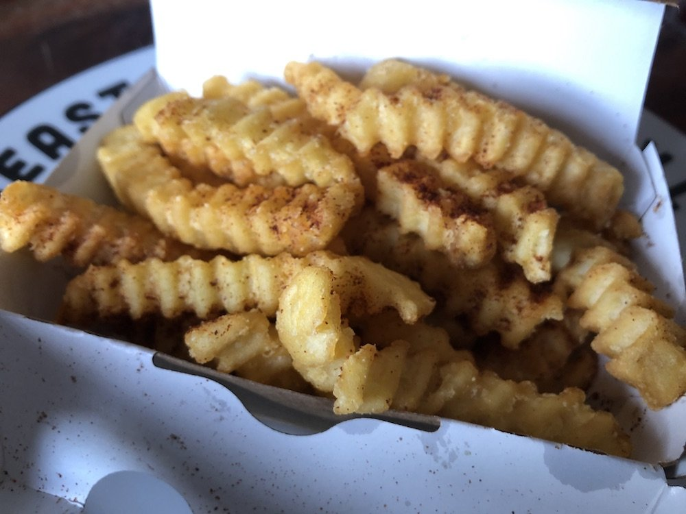 Shack Hot Fries