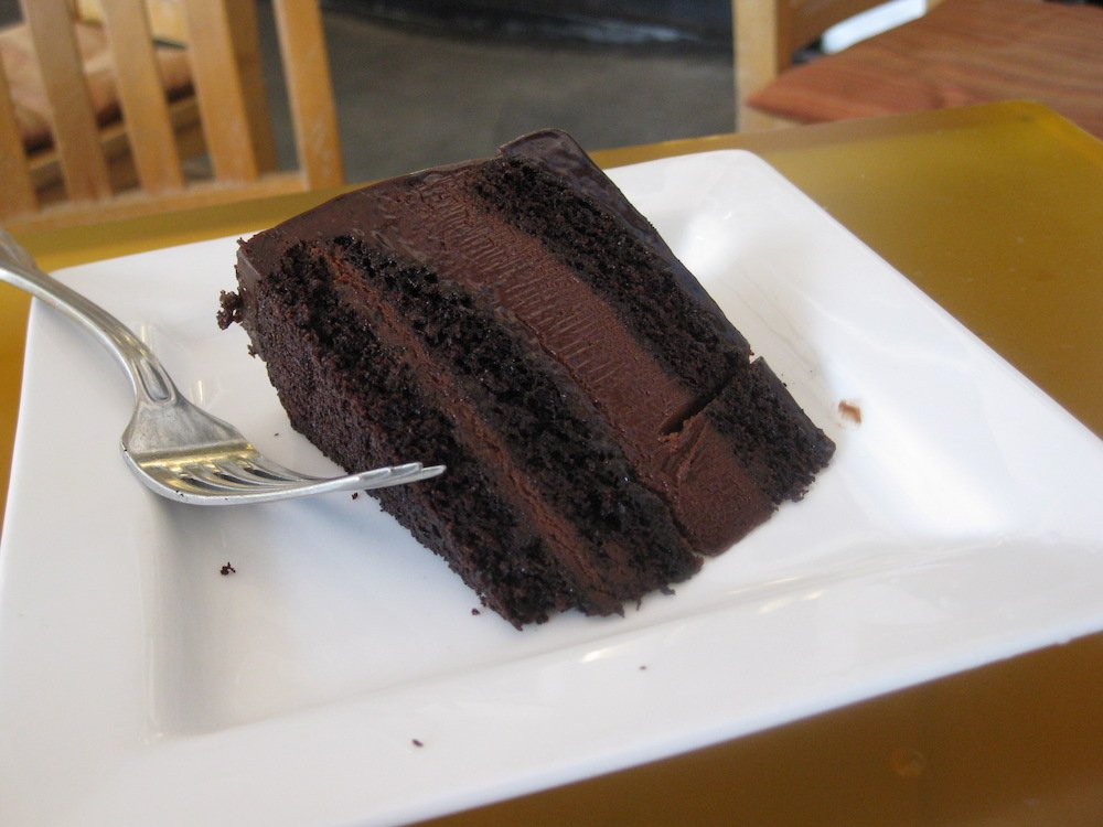 IceBox Cafe Chocolate Cake