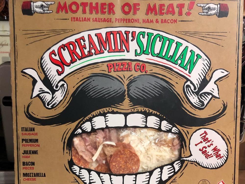 Screamin' Sicilian Pizzas