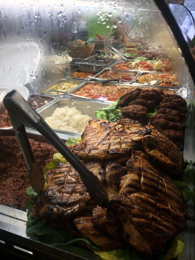 Food Cabinet