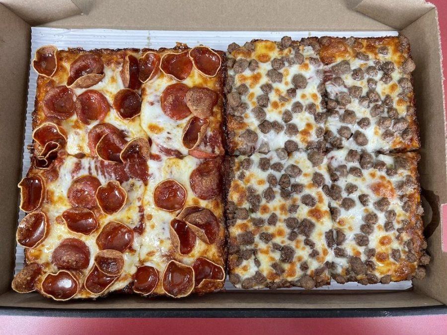 Jet's Pizza 8 Corner Pizza