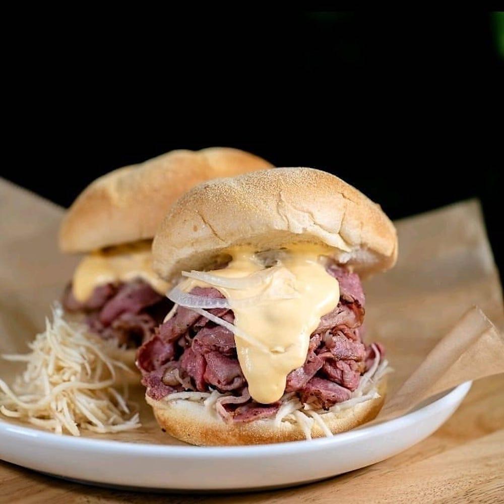 Johnnie's Pit Beef N' Cheddar