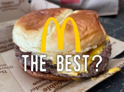 The Best Possible McDonald's Burger You Can Eat