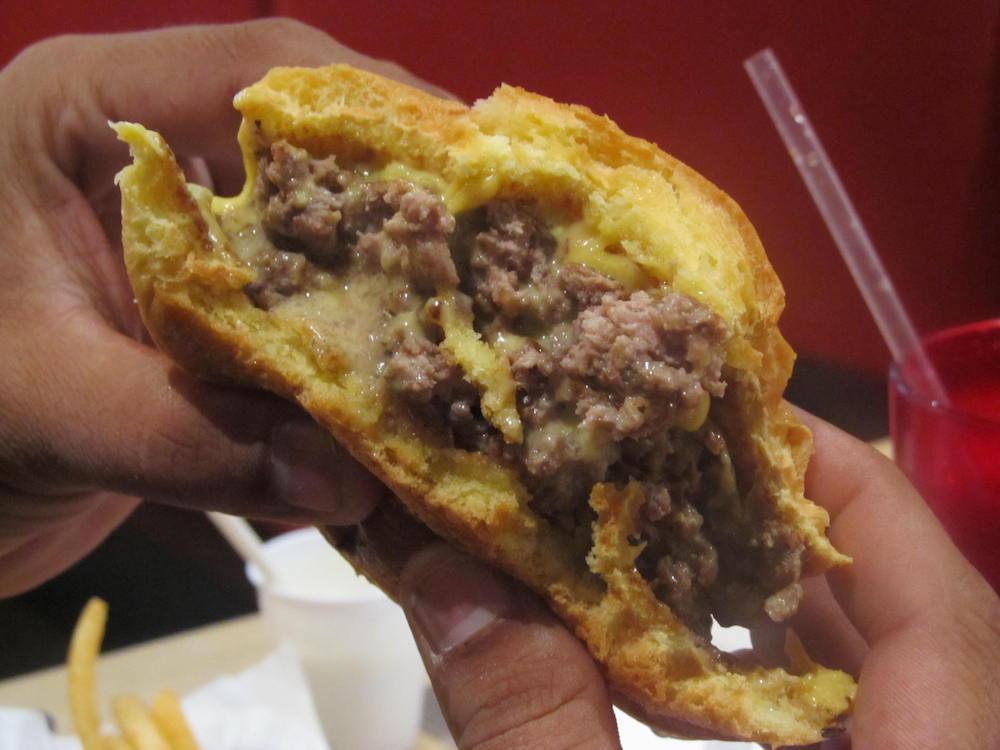 A Juicy Smashburger