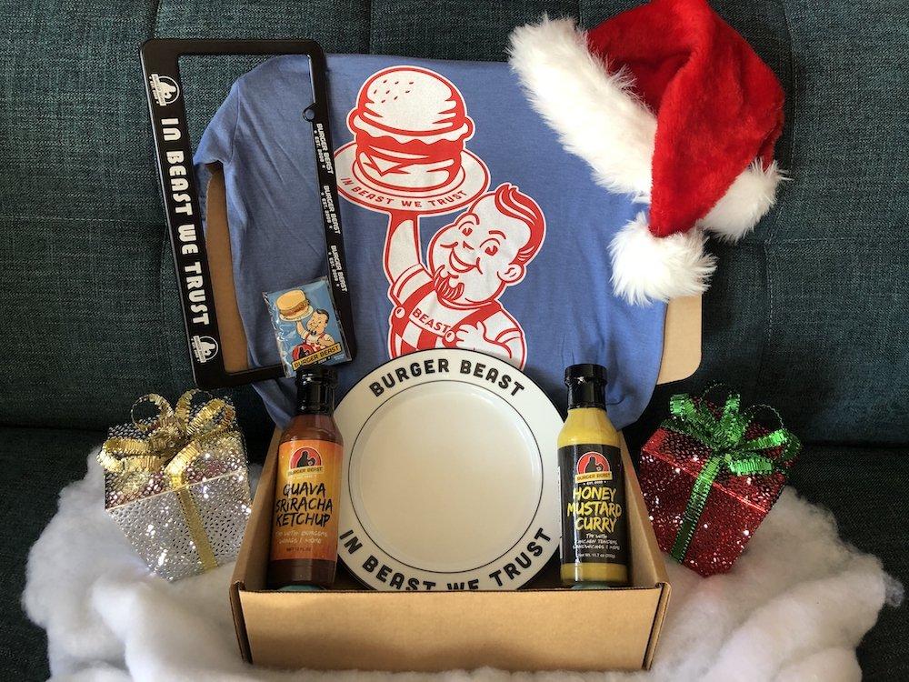 Burger BEAST Holiday Box