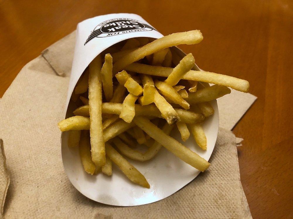 Steak 'n Shake Fries