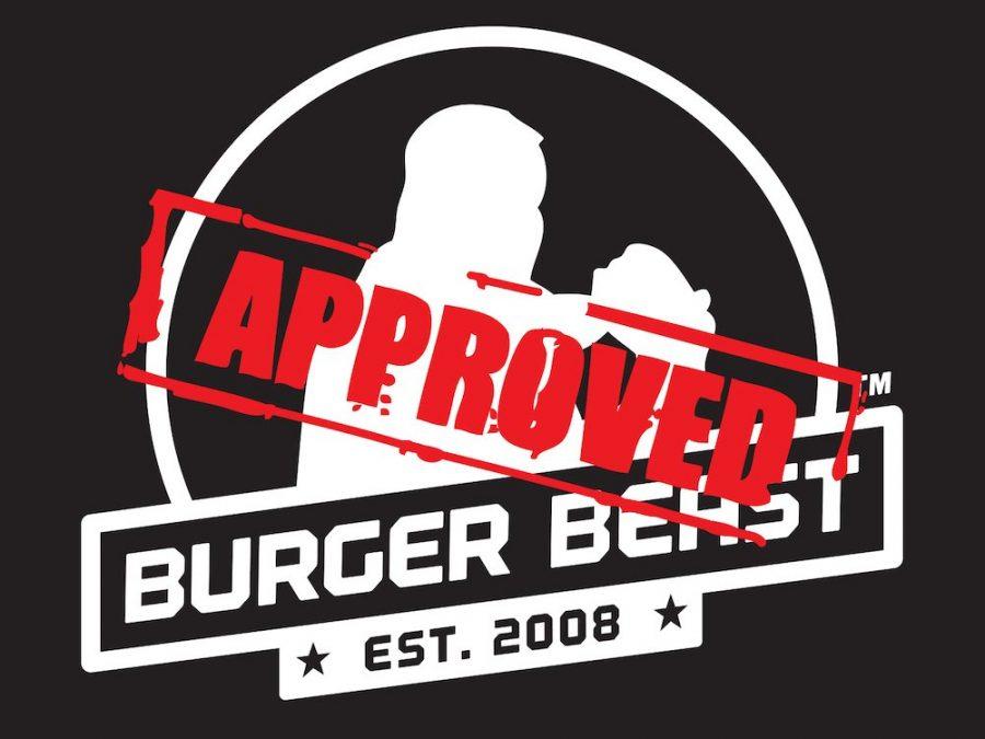 Burger Beast Approved Logo