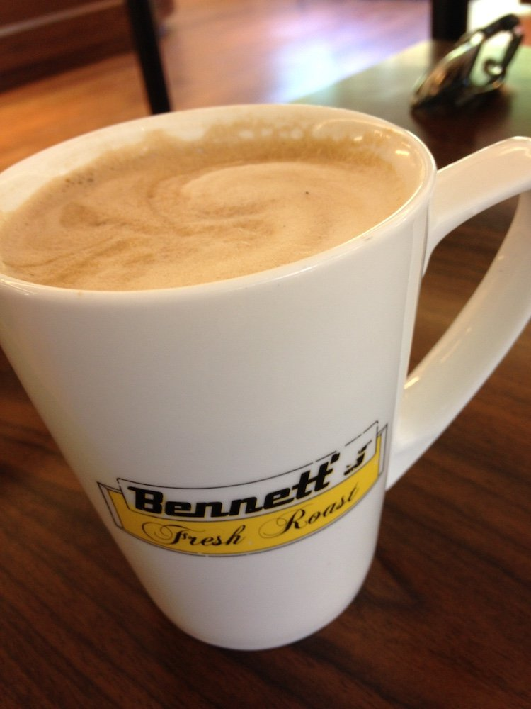 Bennett's Fresh Roast Coffee Mug
