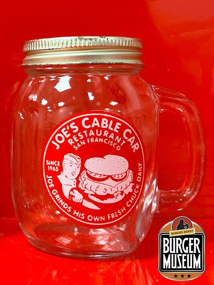 Joe's Cable Car Salt Shaker