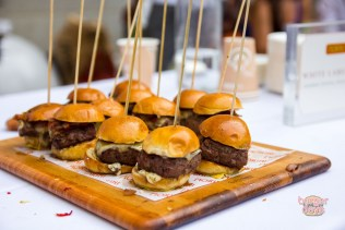 A herd (flock?) of White Label Burgers.