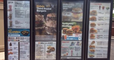 McDonald's USA Menu Prices