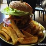 The Ultimate Samosa Burger
