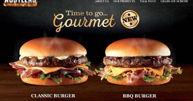 Rustlers Gourmet Burger Range