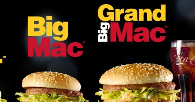 McDonald's Grand Big Mac Review