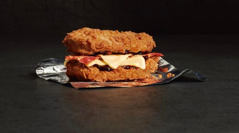 KFC Double Down UK