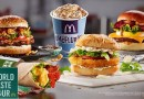 McDonald's World Taste Tour